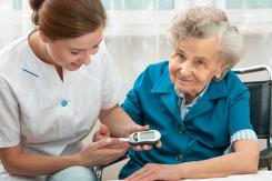 Finding a Caregiver for a Loved One